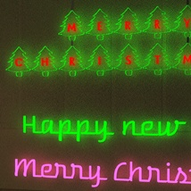 Neon Christmas - Extended License image 3