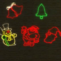 Neon Christmas - Extended License image 4