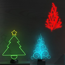 Neon Christmas - Extended License image 8