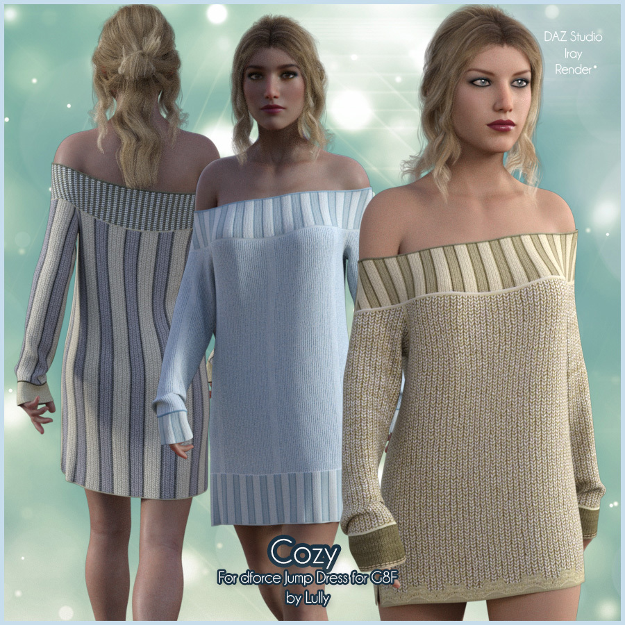 Cozy for JumpDress by antje