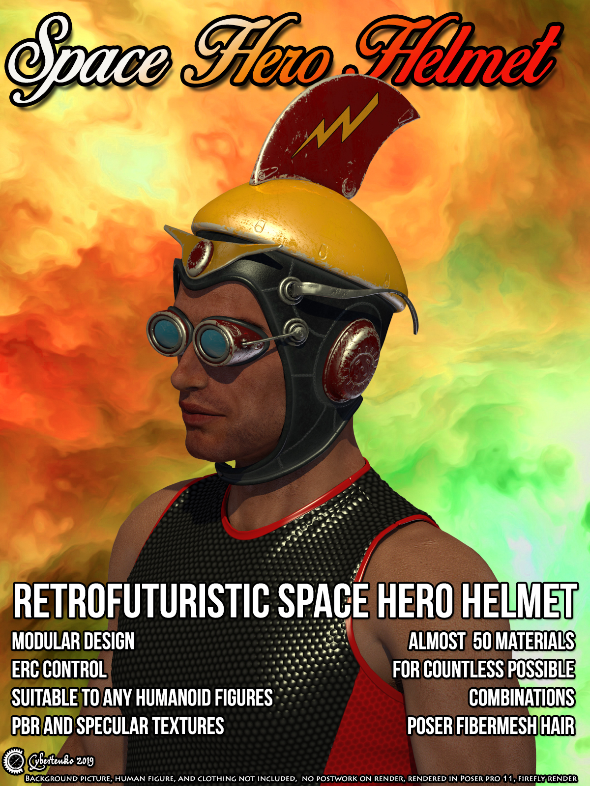 Space Hero Helmet