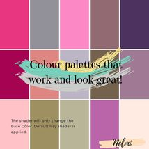 Colour Palettes Shader Volume 2 image 5