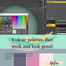 Colour Palettes Shader Volume 2 image 6