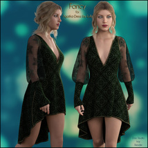 Fancy for Agatha Dress image 8