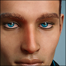 Levi for Genesis 8 Male image 3
