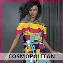 Cosmopolitan for Alina Outfit image 4