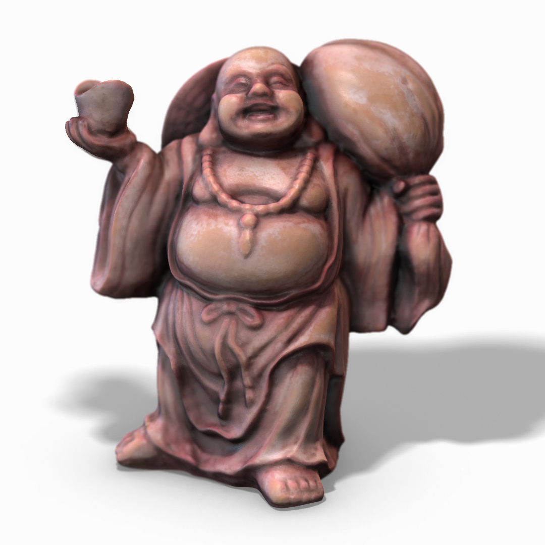 Buddha-Photoscanned Pbr - Extended License by TunnelVision