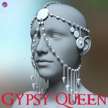 Gypsy Queen Jewelry for DS image 6