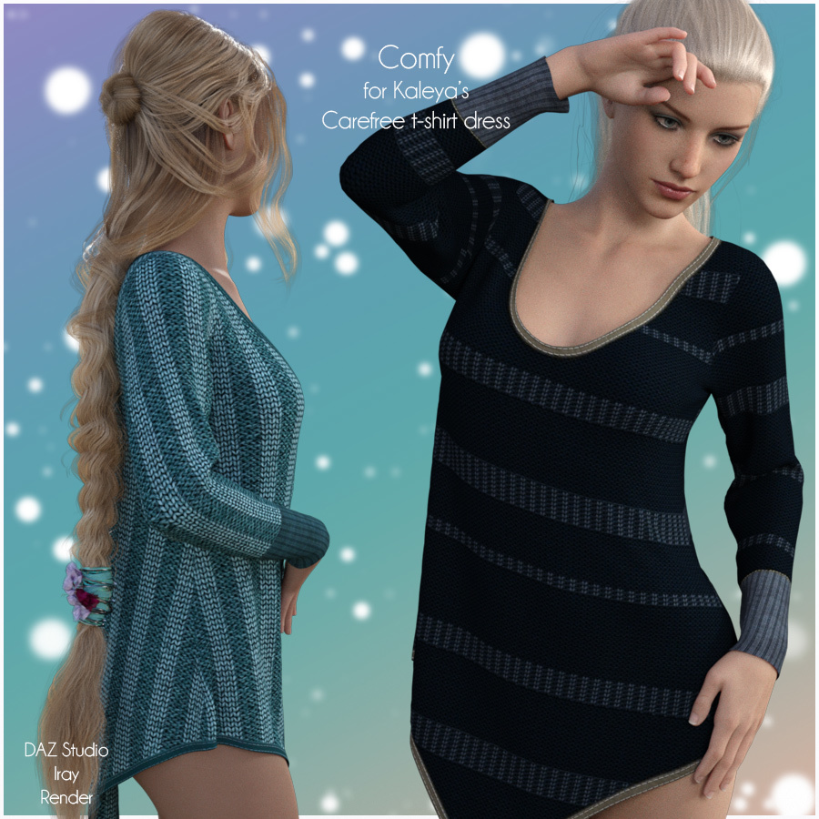 Comfy for Carefree G8F by antje
