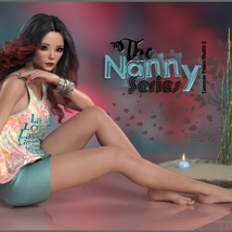The Nanny Series: Summer Town Outfit 2 G8F image 9