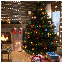 STZ Cozy room - Christmas_addition  image 1