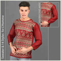 Sweater for L 'Homme image 2