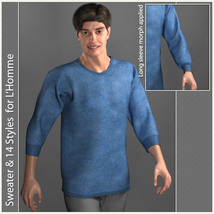 Sweater for L 'Homme image 4