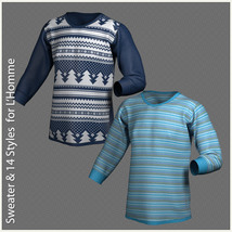 Sweater for L 'Homme image 6