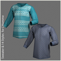 Sweater for L 'Homme image 7