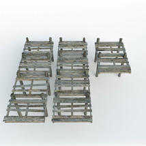 Modular Photo Props: Old Pier - Extended License image 3
