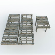 Modular Photo Props: Old Pier - Extended License image 5
