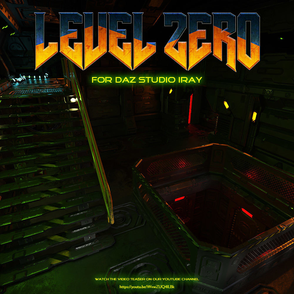 Level Zero for DS Iray by powerage