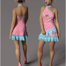 Fling For dForce Mollie Candy Dress Outfit image 1