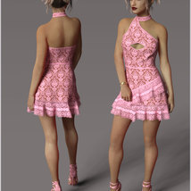 Fling For dForce Mollie Candy Dress Outfit image 2