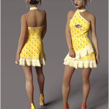 Fling For dForce Mollie Candy Dress Outfit image 5