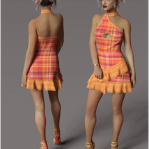 Fling For dForce Mollie Candy Dress Outfit image 6