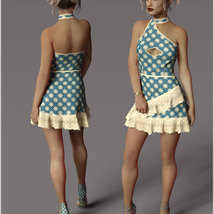 Fling For dForce Mollie Candy Dress Outfit image 7