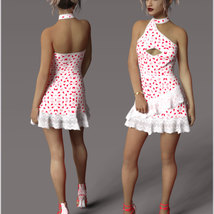 Fling For dForce Mollie Candy Dress Outfit image 8