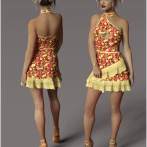 Fling For dForce Mollie Candy Dress Outfit image 9