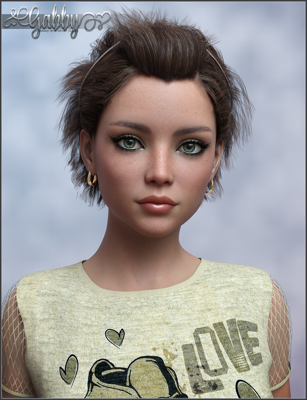 SASE Gabby for Genesis 8 by Sabby
