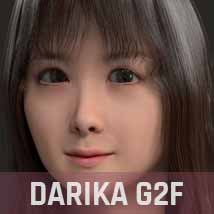 ABCD G2F HEAD MORPHS ONLY for Genesis 2 Female image 5