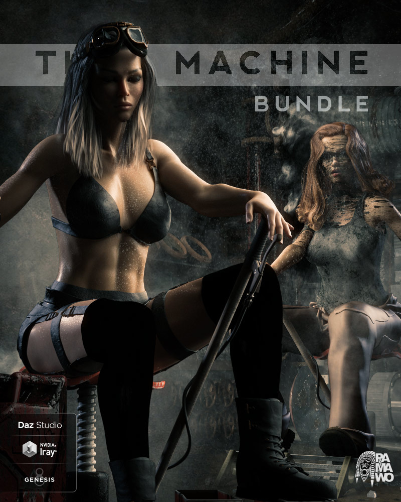 The Machine Bundle For DS