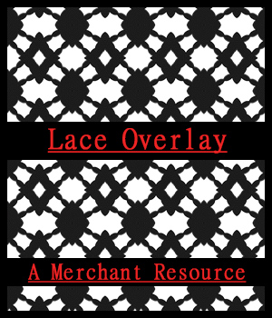 Seamless Lace PNG Overlays 2D Graphics Merchant Resources adarling97