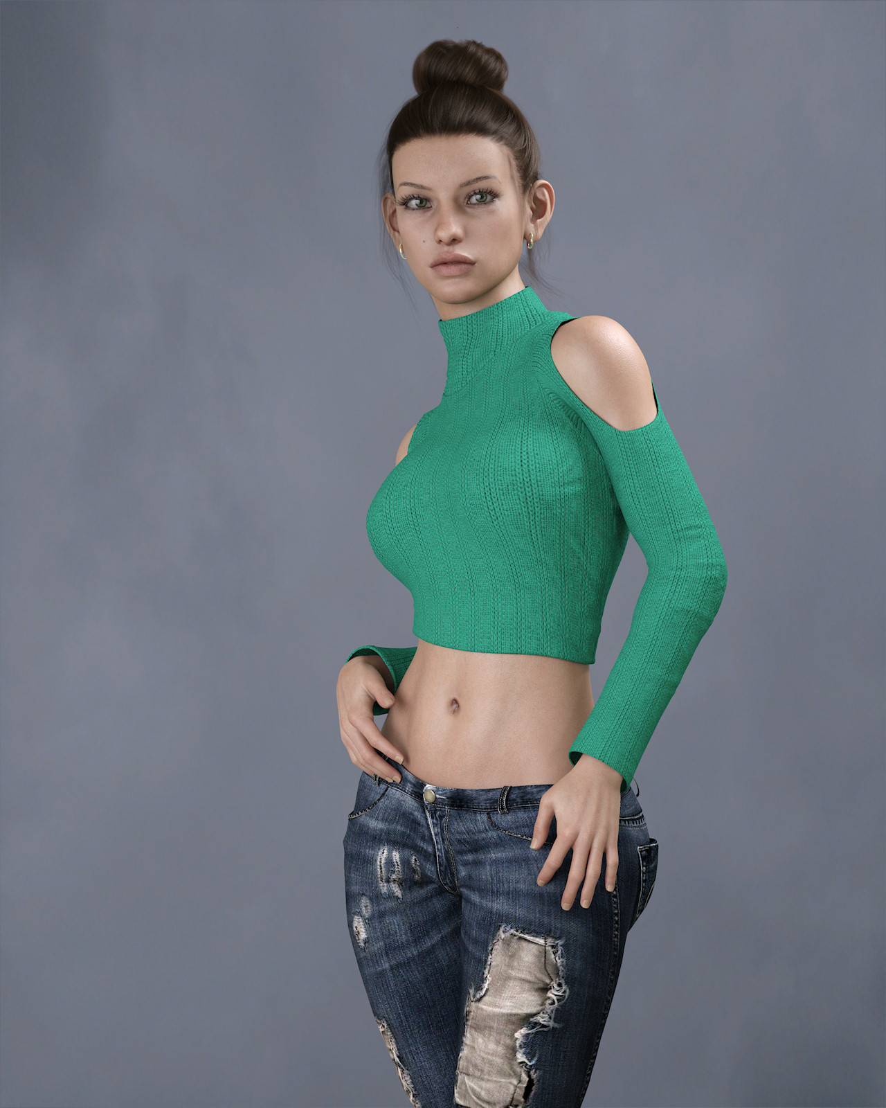 KrashWerks IZABEL for Genesis 8 Female by KrashWerks