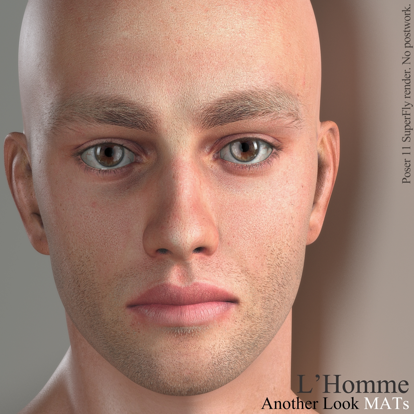 L'Homme - Another Look MATs by 3Dream
