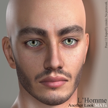 L'Homme - Another Look MATs image 1