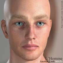 L'Homme - Another Look MATs image 3