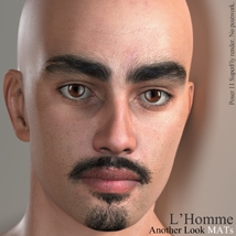 L'Homme - Another Look MATs image 5