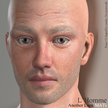 L'Homme - Another Look MATs image 6