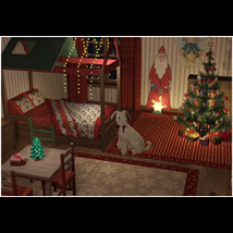 Christmas Kids Bedroom image 5