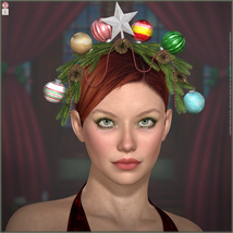 Christmas Crown for V4 image 1