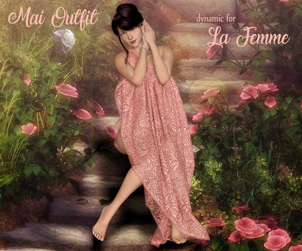 Mai Outfit - dynamic for La Femme by RPublishing