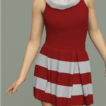 Patty Character & Outfit for Genesis 8 Female image 6