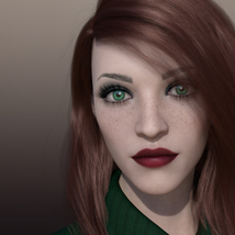 MbM Harlow for Genesis 3 and 8 Female image 1