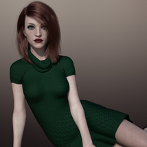 MbM Harlow for Genesis 3 and 8 Female image 3