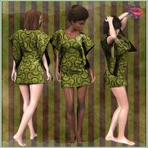 PRA Shimmery Shaders for Lucille Dress image 1