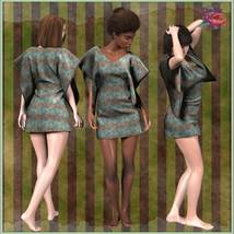 PRA Shimmery Shaders for Lucille Dress image 3