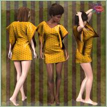 PRA Shimmery Shaders for Lucille Dress image 5