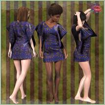 PRA Shimmery Shaders for Lucille Dress image 7