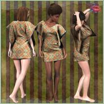 PRA Shimmery Shaders for Lucille Dress image 8